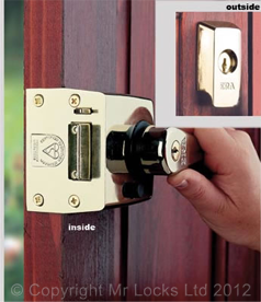 Merthyr Tydfil Locksmith BS3261 Nightlatch Lock