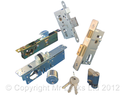 Mr Locks Aluminium Door Locks