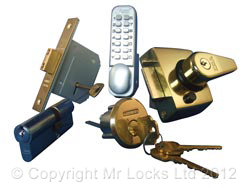 Home security locks aberdare